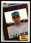 1994 Topps #750  Marc Valdes  Front Thumbnail