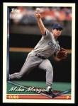 1994 Topps #479   Mike Morgan Front Thumbnail
