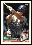 1994 Topps #441  Dan Peltier  Front Thumbnail