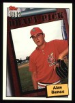 1994 Topps #202   Alan Benes Front Thumbnail