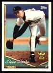 1994 Topps #72  Steve Cooke  Front Thumbnail