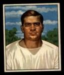 1950 Bowman #82  Paul Burris  Front Thumbnail