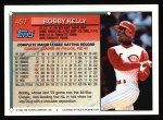 1994 Topps #457  Roberto Kelly  Back Thumbnail