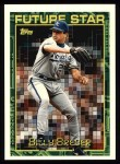 1994 Topps #123  Billy Brewer  Front Thumbnail