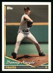 1994 Topps #129  Denny Neagle  Front Thumbnail