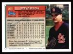 1994 #168  Steve Dixon  Back Thumbnail