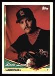 1994 #168  Steve Dixon  Front Thumbnail