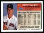 1994 Topps #197   John Flaherty Back Thumbnail