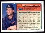 1994 Topps #486   Wally Whitehurst Back Thumbnail