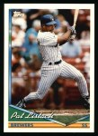 1994 Topps #130  Pat Listach  Front Thumbnail