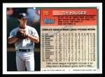 1994 Topps #99   Tim Mauser Back Thumbnail