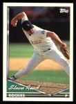 1994 Topps #627   Steve Reed Front Thumbnail