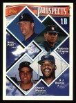 1994 Topps #448  D.J. Boston  Front Thumbnail