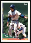1994 Topps #192   Lou Frazier Front Thumbnail