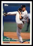 1994 Topps #70  Andy Benes  Front Thumbnail