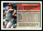 1994 Topps #221   Larry Luebbers Back Thumbnail