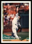 1994 Topps #46   Craig Paquette Front Thumbnail