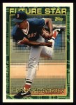 1994 Topps #112   Frankie Rodriguez Front Thumbnail