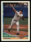 1994 Topps #464  Bill Wegman  Front Thumbnail