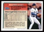 1994 Topps #9  Chris Haney  Back Thumbnail