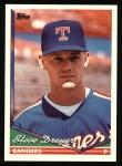 1994 Topps #193   Steve Dreyer Front Thumbnail