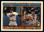1994 Topps #387   -  Cal Ripken  /  Jeff Blauser All-Star Front Thumbnail