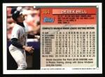1994 Topps #364  Derek Bell  Back Thumbnail