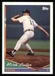 1994 Topps #133  Mark Leiter  Front Thumbnail