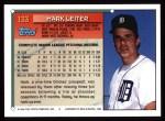 1994 Topps #133  Mark Leiter  Back Thumbnail
