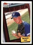 1994 Topps #206   Jeremy Lee Front Thumbnail