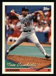 1994 Topps #211   Tom Candiotti Front Thumbnail