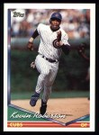 1994 Topps #119  Kevin Roberson  Front Thumbnail