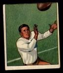 1950 Bowman #1  Doak Walker  Front Thumbnail