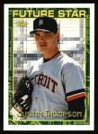 1994 Topps #313   Justin Thompson Front Thumbnail