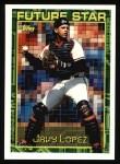 1994 #194  Javier Lopez  Front Thumbnail