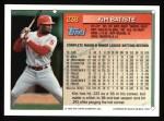 1994 Topps #238  Kim Batiste  Back Thumbnail