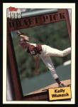 1994 Topps #210   Kelly Wunsch Front Thumbnail