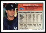 1994 Topps #269   Mark Hutton Back Thumbnail