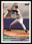 1994 Topps #269   Mark Hutton Front Thumbnail