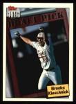 1994 Topps #205   Brooks Kieschnick Front Thumbnail