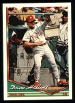 1994 Topps #476  Dave Hollins  Front Thumbnail
