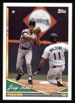 1994 Topps #15  Jay Bell  Front Thumbnail