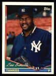 1994 Topps #110   Lee Smith Front Thumbnail