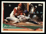 1994 Topps #485  Joe Oliver  Front Thumbnail