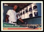 1994 Topps #6  Derrick May  Front Thumbnail