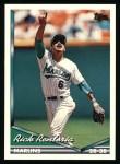 1994 Topps #681   Rick Renteria Front Thumbnail