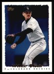 1995 Topps #292  Willie Blair  Front Thumbnail