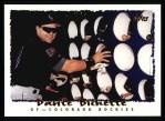 1995 Topps #140   Dante Bichette Front Thumbnail