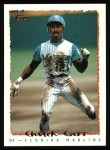 1995 Topps #96  Chuck Carr  Front Thumbnail