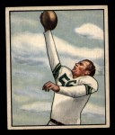 1950 Bowman #76   Bill Leonard Front Thumbnail